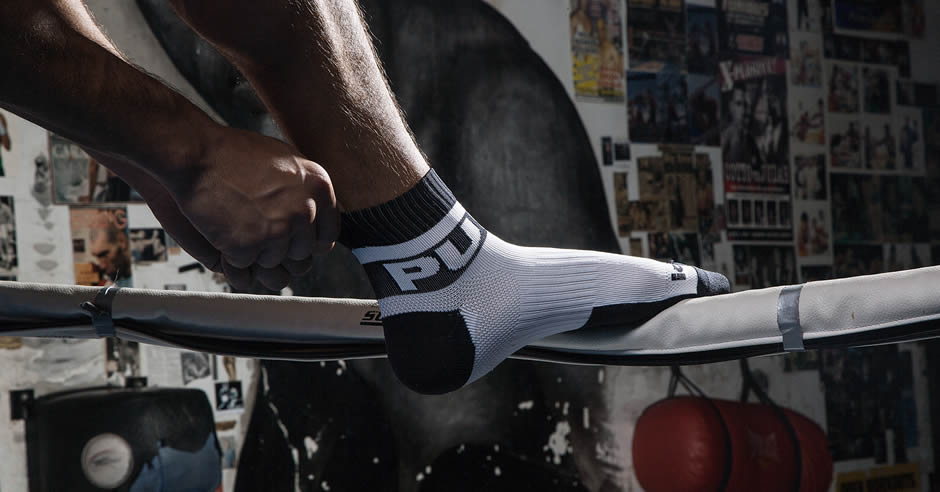 Verbeter je prestaties met de PUMP! All-Sport Performance Socks
