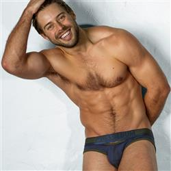 aussieBum Riot Brief navy