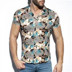 ES Collection Baroque Slim Shirt
