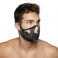 Addicted Camo Mask