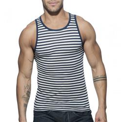 Addicted Sailor Tank Top navy