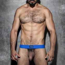 Addicted Fetish Cockring Band royal blue