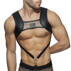 Addicted Party Combi Harness black