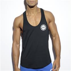 ES Basic Fitness Tank Top black