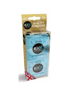 EXS Air Thin Condoms 12 Pack