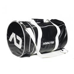 Addicted Gym Round Bag black