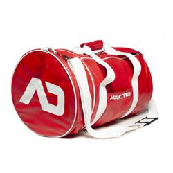Addicted Gym Round Bag red