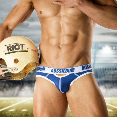 aussieBum Riot Brief royal
