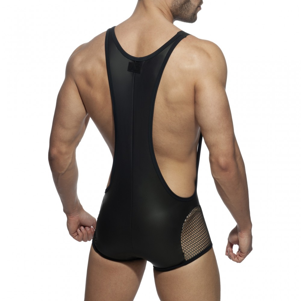 Addicted Party Singlet black