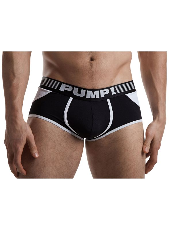 PUMP Access Trunk black