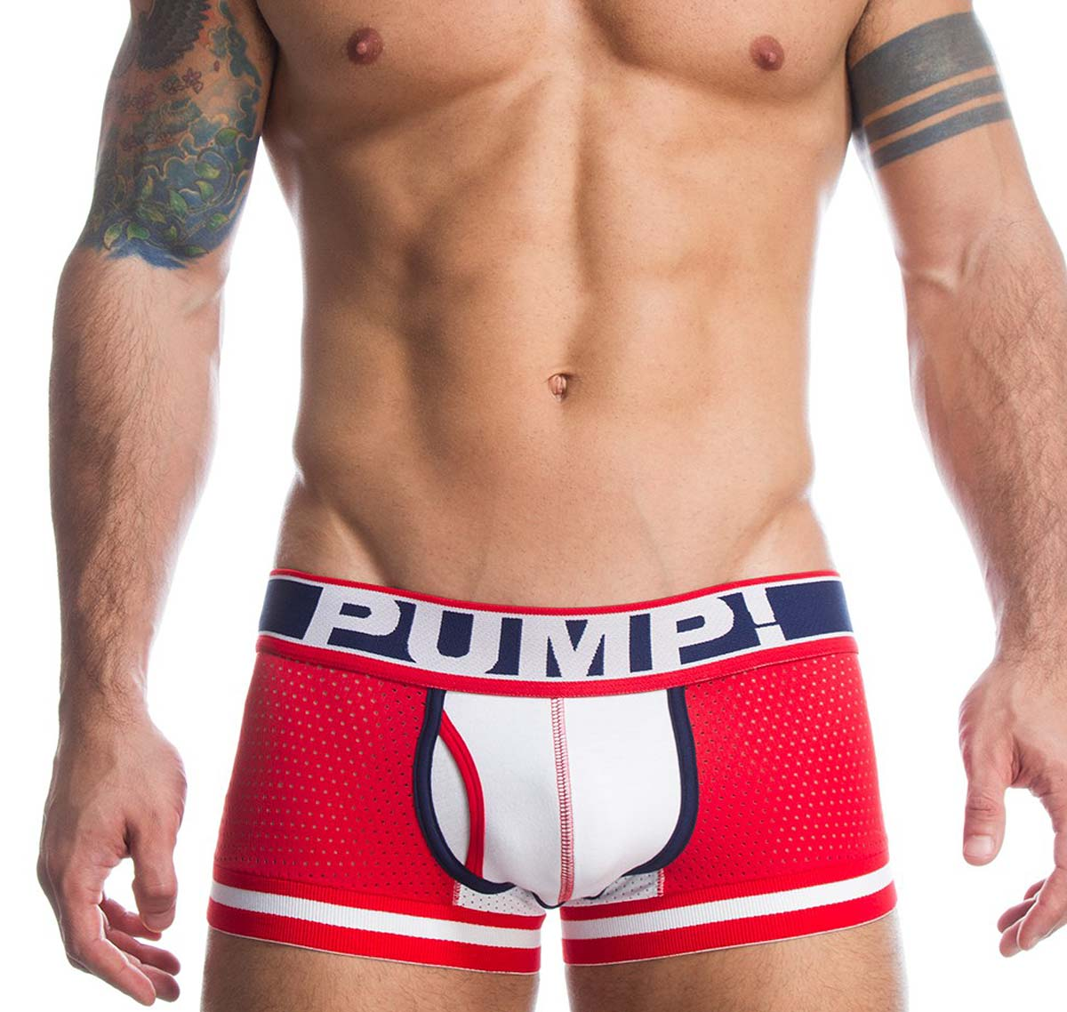 PUMP! Fever Touchdown Boxer