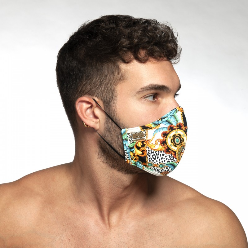 ES Baroque Mask