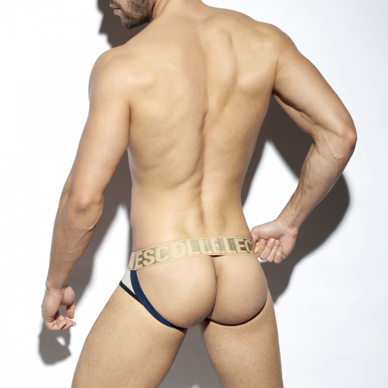 ES Collection Rhombus Combi Jock gold