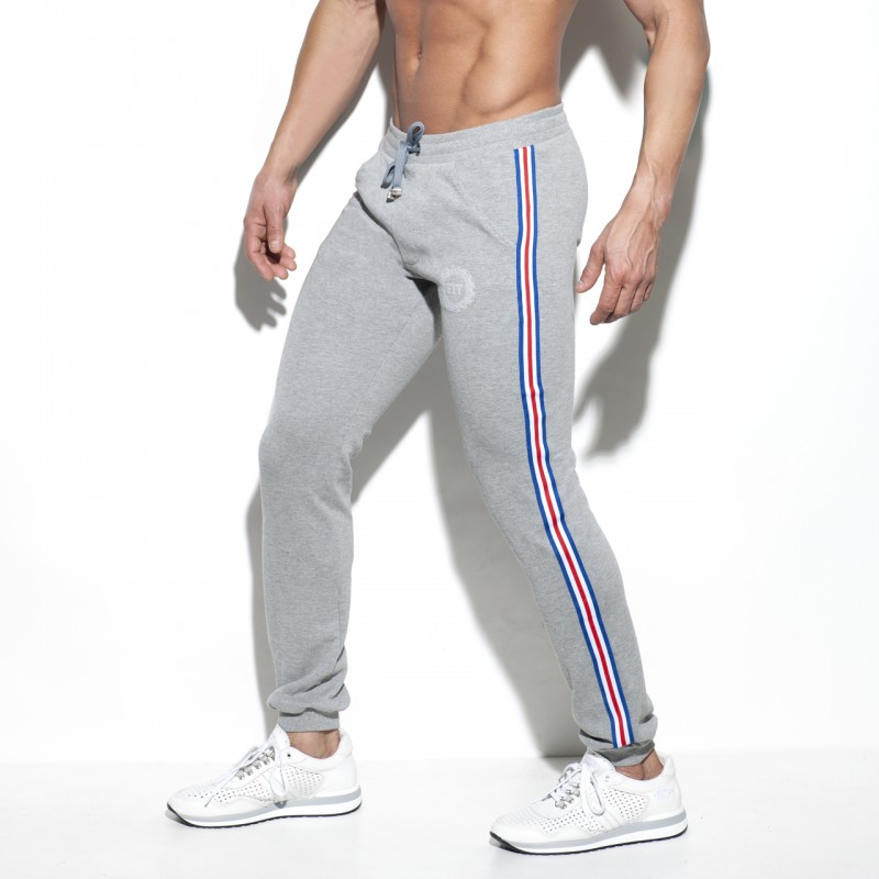 ES Collection Fit Tape Sport Pant heather grey