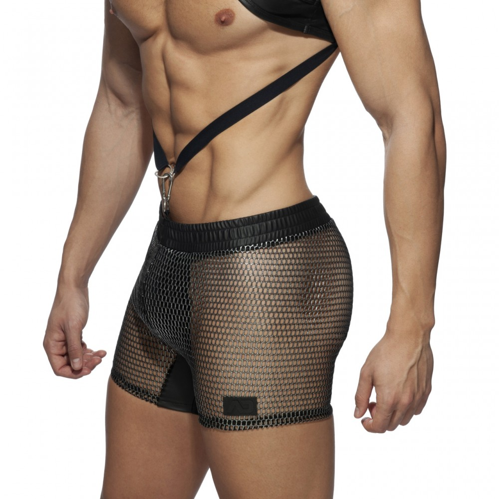 Addicted Party Sport Short black