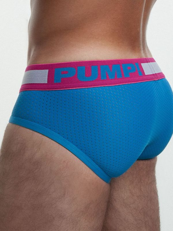 PUMP Sugar Rush Brief blue pink