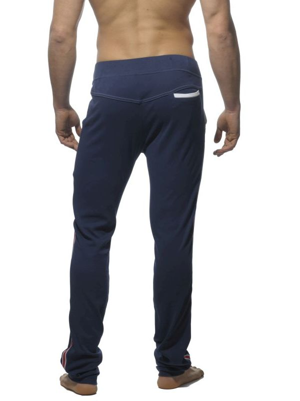 Addicted Long Tight Pant Intercotton navy