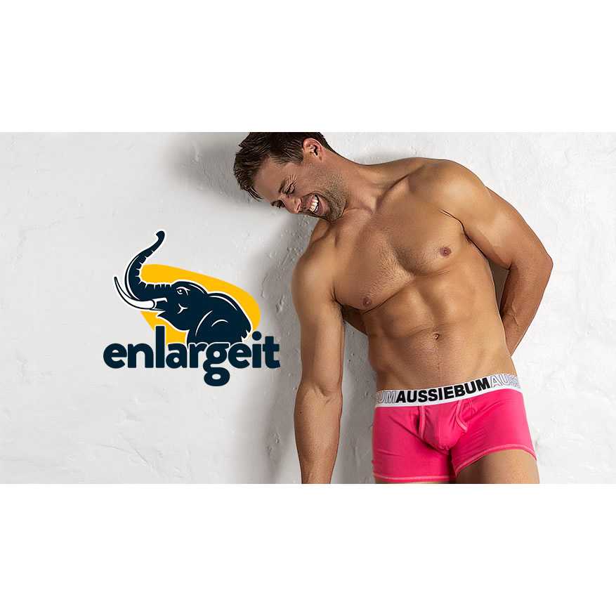 aussieBum EnlargeIT Hipster Punch