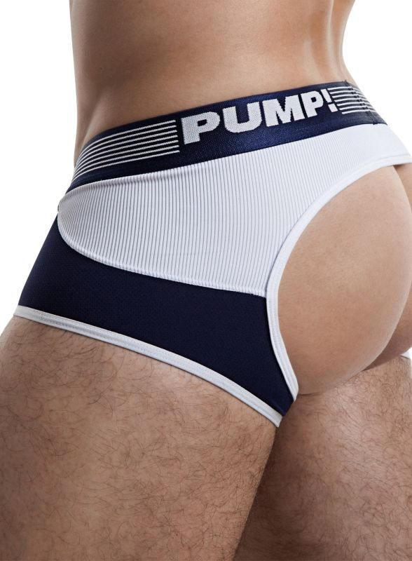 PUMP Access Trunk navy