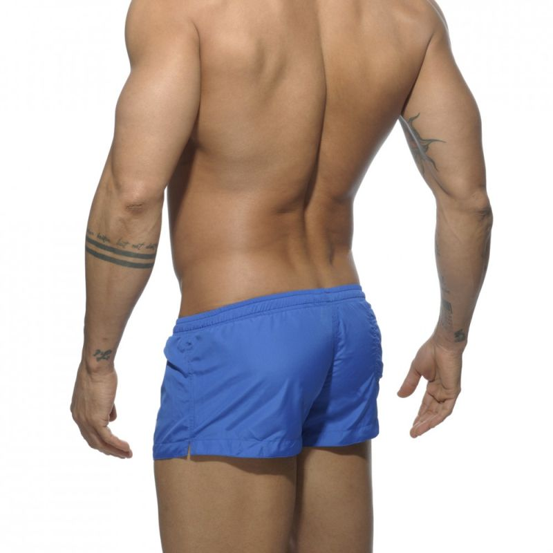 Addicted Basic Mini Short royal blue