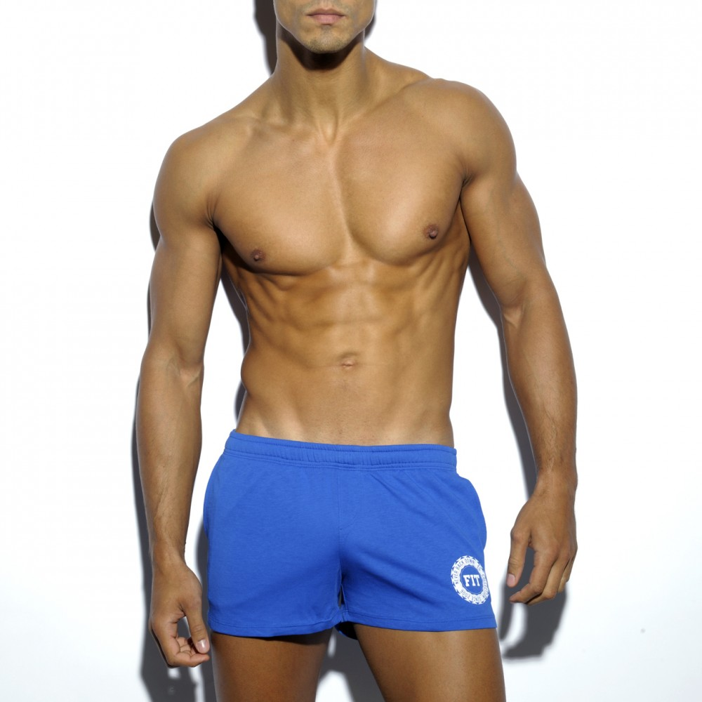 ES Collection Fitness Short royal blue