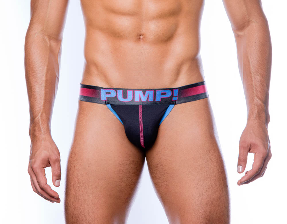 PUMP Play Jockstrap Fuchsia