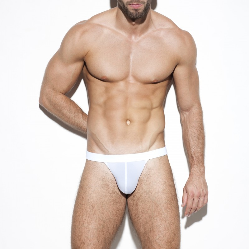 ES Collection Second Skin Thong white