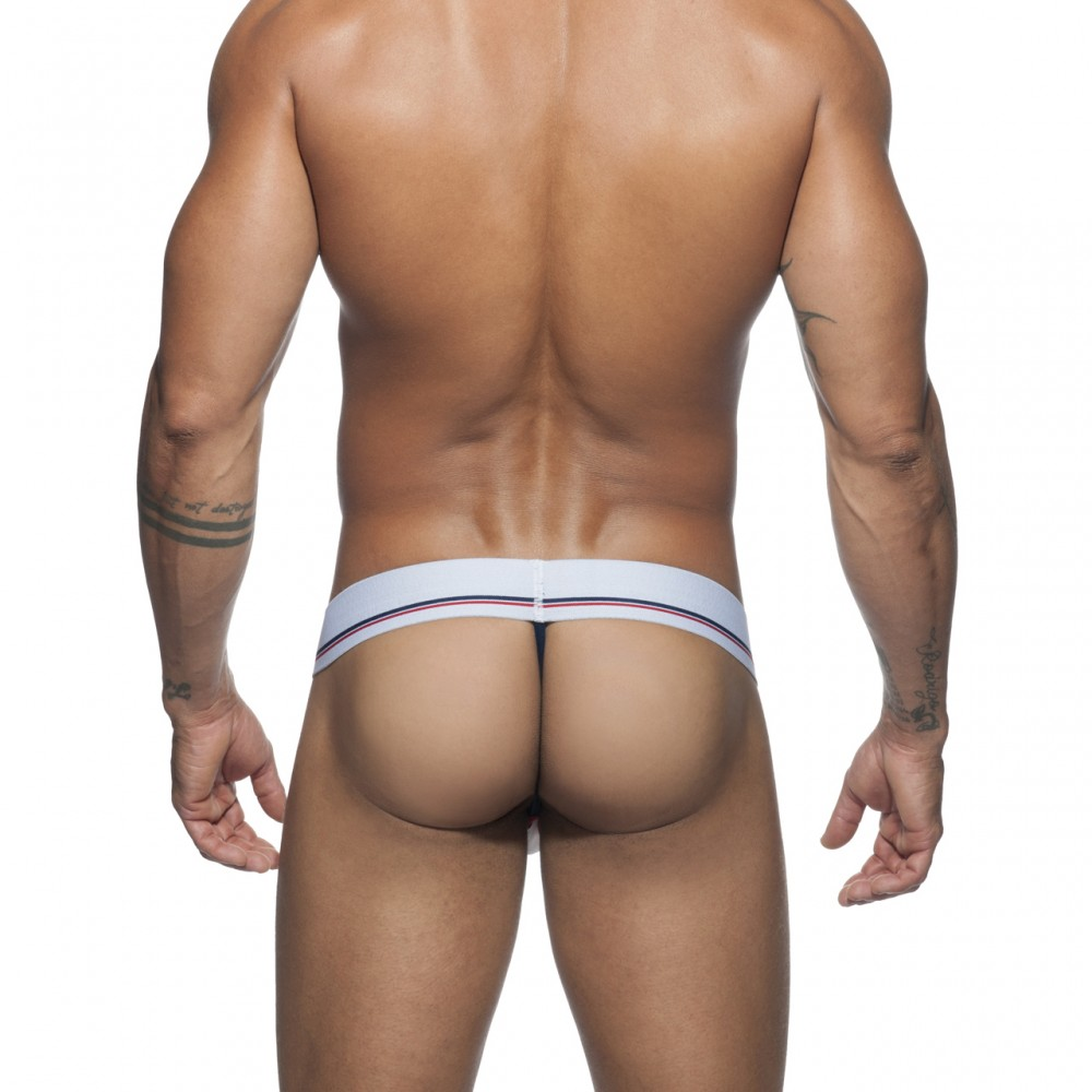 Addicted Sport Thong white