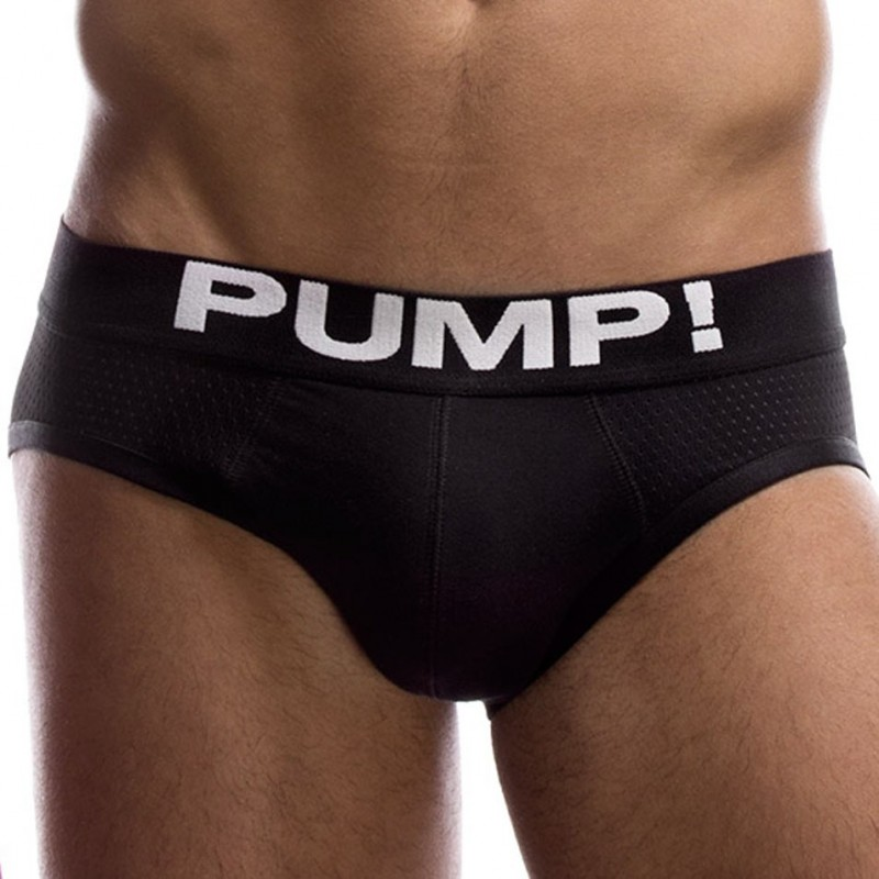 PUMP Classic Brief black