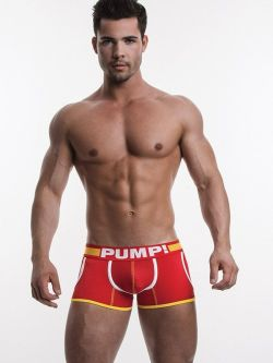 PUMP Flash Jogger red
