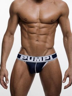 PUMP Thunder Jock navy white